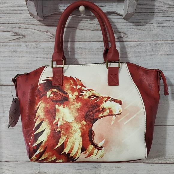Harry Potter Loungefly Gryffindor Handbag Purse
